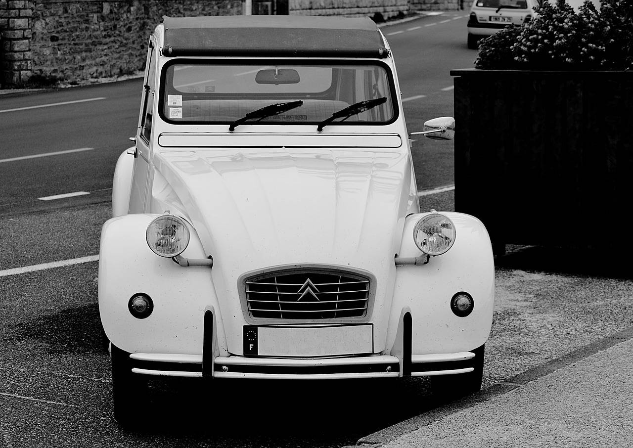 Voiture ancienne Citroën