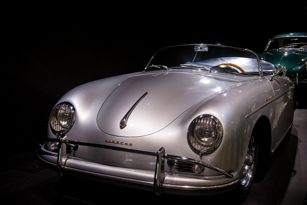 Porsche des années 1960