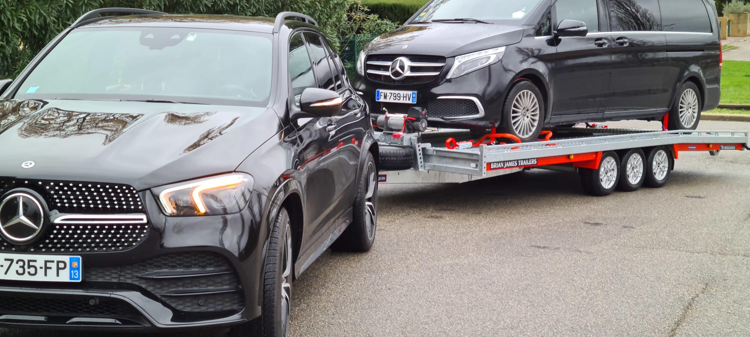 SUV Mercedes-Benz GLE