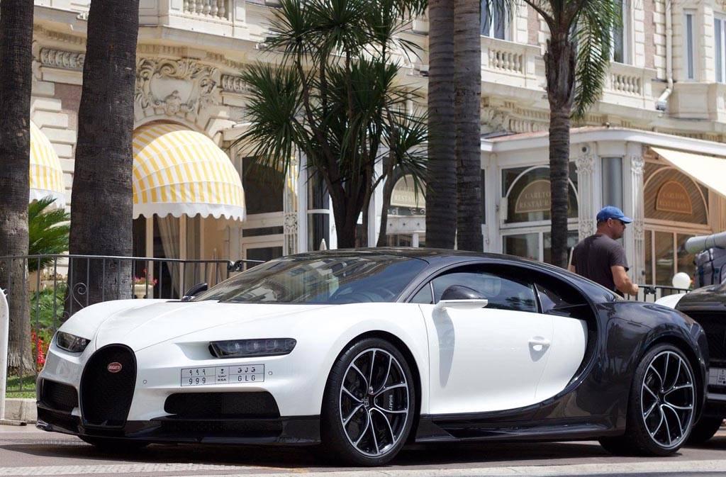 Bugatti Chiron Cannes